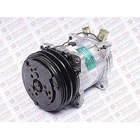 Compressor De Ar 5h14 12/24v 8 Orelhas Polias 1a 2a 6pk 8pk