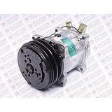 Compressor De Ar Vw Caminhao 8150 / 15170 + Suporte Completo