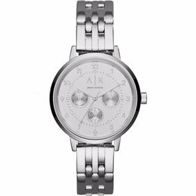 Reloj Armani Mujer Ax5376 Tienda Oficial Envio Gratis !!