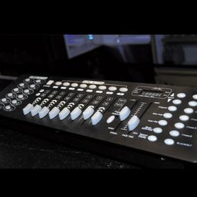 Consola Dmx 512