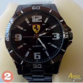 Relógio Ferrari Quartz Aço Inox