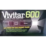 Cámara Vivitar 35mm 600