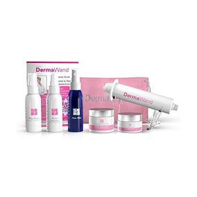 Sistema De Cuidado De La Piel Dermawand Deluxe - Reduce La A