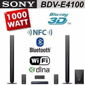 Home Theater Sony E4100 1000w Rms Blu-ray 3d Smart,wifi