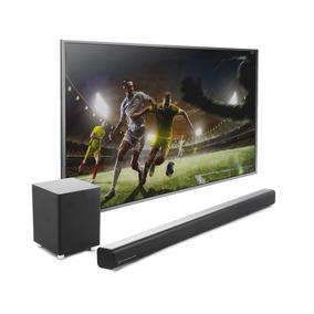 Hometheater T&v Bluetooth S/cables P/smart+mochila De Regalo