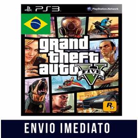 Gta 5 V Ps3 Grand Theft Auto Ps3 Psn Envio Imediato