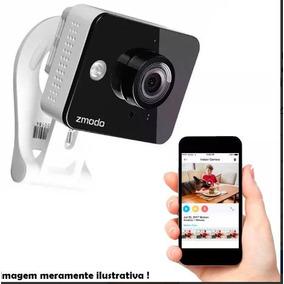 13c5e4601 Mini Camera Wifi Cameras De Seguranca Convencional - Segurança para ...