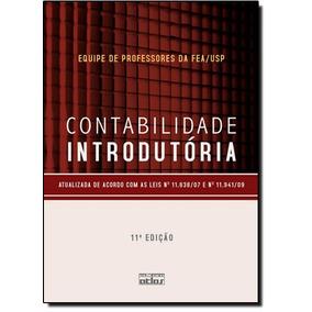 Contabilidade Introdutória: Texto
