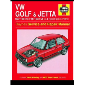 Manual Reparaciones Electronico Vw Golf Jetta 87 92 A2 Mk2
