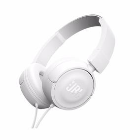 Fone Ouvido Jbl T450 On Ear Headphone Microfone Branco Orig
