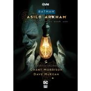 Cómic, Dc, Batman: Asilo Arkham Edicion Absoluta Ovni Press