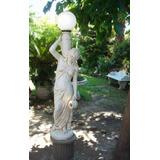 Farola Y Estatuas Para Parques Y Jardines De Fuentes Ros