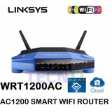 Router Wireless Smart Wifi Gigabit Linksys Wrt1200ac Dual B.