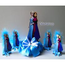 Promo 20 Souvenirs Frozen Mas Centro De Mesa