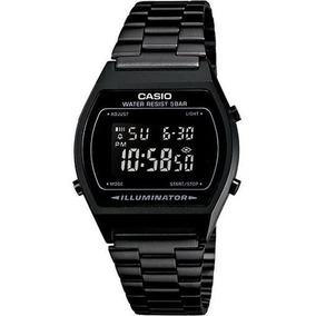 Reloj Casio B640 Pavonado Caja Aluminio Edicion Retro Vintag