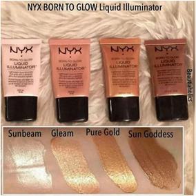 Iluminadores Líquidos Nyx