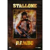 Rambo ( Rambo 1 ) Stallone - Dvd Original
