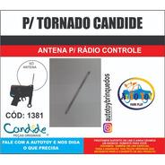 Tornado 1381 Candide - Antena Para Rádio Controle