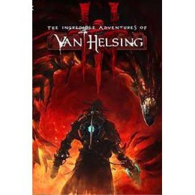 Adventures Of Van Helsing Iii Midia Digital Xbox One