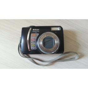 Câmera Fotográfica Digital Nikon Coolpix L1