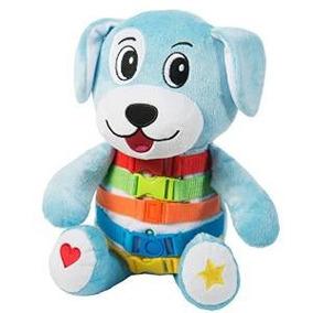 Hebilla Juguete Barkley Perro - Toddler Early Learning Vit