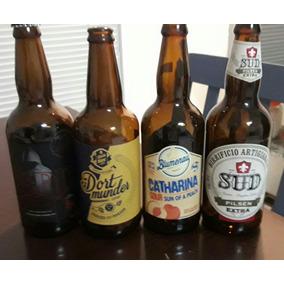 Garrafas De Cerveja Para Coleção! Diversos Rótulos!