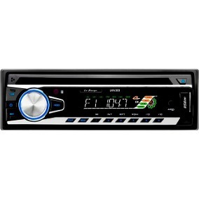 Reproductor De Carro Cd Cdr Usb Mp3 Sd Aux Fm Mmc Rca Contro
