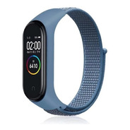 Malla Nylon Mi Band 5 Xiaomi Unicas!!