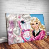 Placa Decorativa Barbie 3