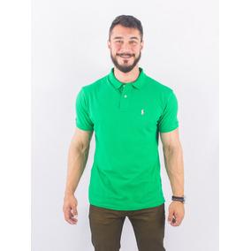Camisa Polo Ralph Lauren Masculina Várias Cores Disponíveis. 21 cores. R   129 90 bf07624a22e