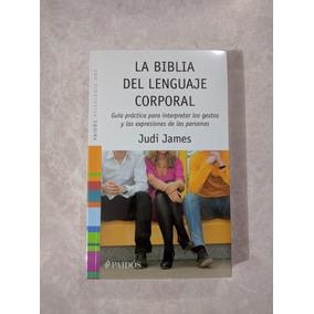 La Biblia Del Lenguaje Corporal Judi James Envio Gratis