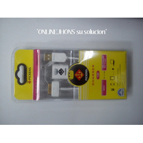 Cable Pickens Sincron Idock-usb Para Iphone O Ipod-1a