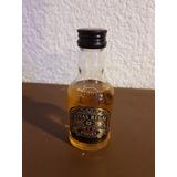 Botellita Miniatura Whisky Chivas 12 Años Colecc O Consumo