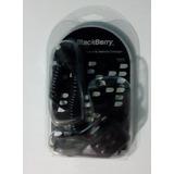Cargador Para Carro Blackberry Original En Oferta