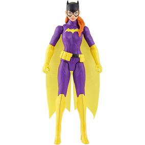 Boneca Batgirl - Batman Missions - Liga Da Justiça 30cm Fvm7 por MP  Brinquedos fb1d55ef146