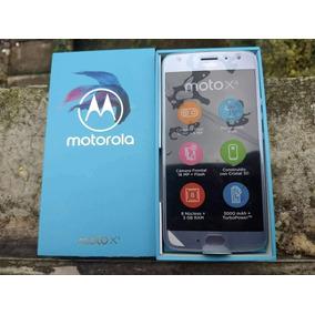 Moto X4, 32gb Memoria/ 3gb De Ram