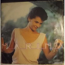 Lp / Vinil Mpb: Marina Lima - Desta Vida Desta Arte... 1982