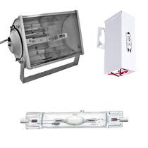 Refletor Vapor Metalico 150w C/reator E Lampada Branca