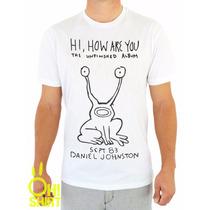 Remeras Modelos Exclusivos Daniel Johnston - Kurt Cobain