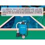 Filtro Portatil Piletas 20000 Litros Fluvial