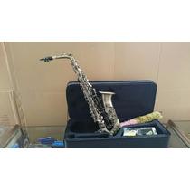Saxofone Alto Maybach By Conductor M1105 Bat + Acessórios