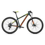 Bicicleta Mtb Focus Whistler Sl 29 1x11 Sram Cin/larj Tam M