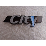 Emblema City Pick-up Fiat 147 Fiorino