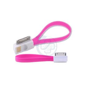 Cable Iphone 30pines-usb Fiusha Nuevo En Caja Marca Magnet