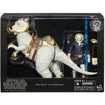 Han Solo & Tauntaun Star Wars Black Series Nuevo Sellado