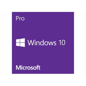 Windows 10 Pro 64 Bits Y 32 Bits