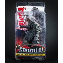 Godzilla Vs Spacegodzilla Figura Neca Original