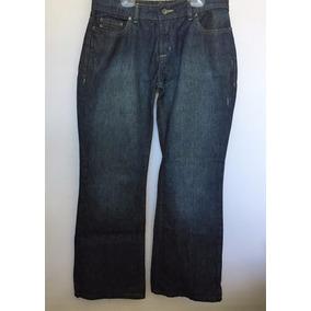 Calça Jeans Reta Boca Larga Feminina Siberian Tam.42