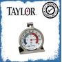 Termometro Para Hornos Y Congelador Nevera Freezer Taylor