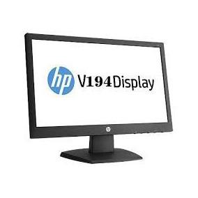 Monitor 18.5 Hp Led Nuevo Vga Garantía 18.5 Pulgadas V194
